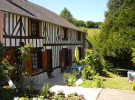 Hotel near Normandy