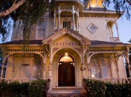 Hotel photo: Victorian Mansion At Los Alamos