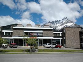Hotel photo: Banff Voyager Inn