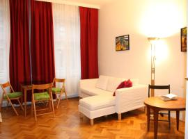 A picture of the hotel: Homelike City Apartment