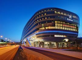 Ξενοδοχείο φωτογραφία: Hilton Frankfurt Airport