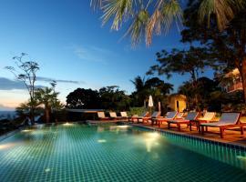 Hotel photo: Secret Cliff Villa