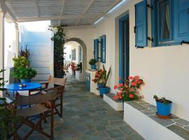 Hotel near Фолегандрос