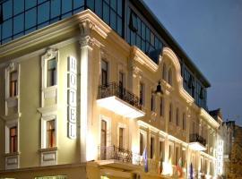 Hotel near Bulgarien