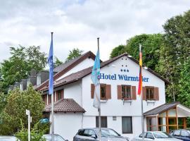 Fotos de Hotel: Würmtaler Gästehaus