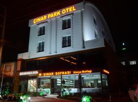 Хотел снимка: Çınarpark Hotel