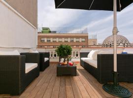 酒店照片: Bcn Paseo De Gracia Rocamora Apartment