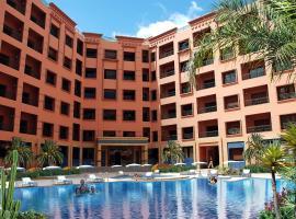 Hotel photo: Mogador Menzah Appart Hôtel
