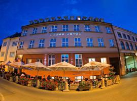 Hotel near Trenčín