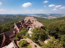 Gambaran Hotel: Romantik Hotel auf der Wartburg