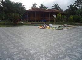 Hotel near São Tomé and Príncipe