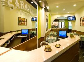 Hotel photo: Hotel Sabatino Milan