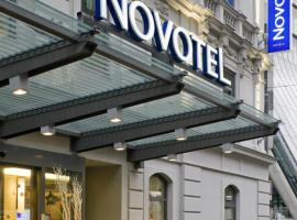 A picture of the hotel: Novotel Wien City