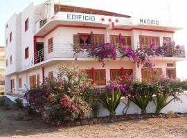 Hotel near Cape Verde