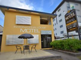 A picture of the hotel: International Lodge Motel