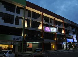 Hotel near Kluang