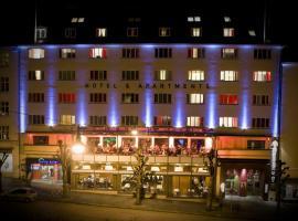 Foto di Hotel: Ole Bull Hotel & Apartments