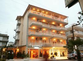 Hotel near Południowa Macedonia