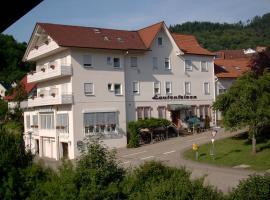 Hotel photo: Lautenfelsen Frühstückspension B&B