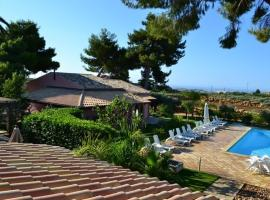Hotel photo: Holiday Menfi | Casale Abate