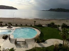 Hotel photo: Departamento Costa Azul Building La Herradura-Coquimbo