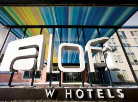 Hotel photo: Aloft Philadelphia Airport