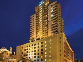Hotel photo: New Town Resort Suites at Pyramid Tower