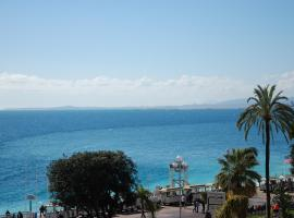 Hotel photo: Alpazur: Lovely Apartment with Sea View