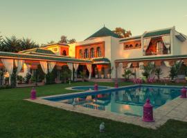Hotel photo: Villa Des Ambassadors