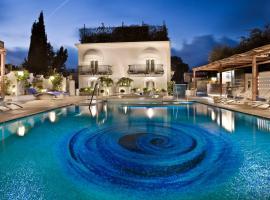 Hotel near Капри