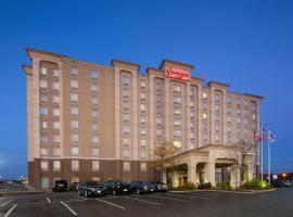 A picture of the hotel: Hampton Inn & Suites Toronto Airport Ontario