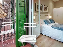 Hotel Foto: Habitat Apartments Batlló