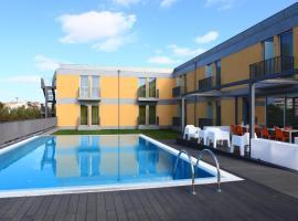 Хотел снимка: Hotel 3K Faro Aeroporto