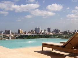 Hotel near Luanda