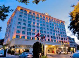 Фотография гостиницы: Akgun Istanbul Hotel