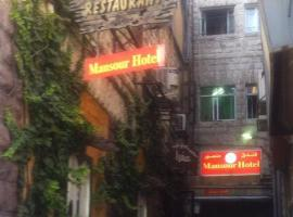 Hotel photo: Mansour Hotel