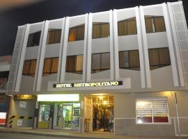 A picture of the hotel: Hotel Metropolitano