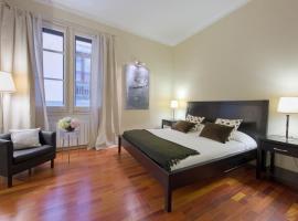 Hotel photo: Habitat Apartments Art