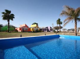 A picture of the hotel: Marina House Cabañas