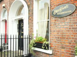 A picture of the hotel: Latchfords Townhouse