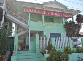 Hotel photo: Golden Lily Guest House