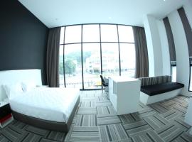 Hotel near Тайпинг