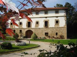 Hotel photo: Casona de San Pantaleón de Aras