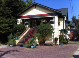 Hotel near Ladner