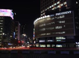 Hotel near Seul