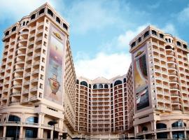 Hotel photo: Tolip Hotel Alexandria