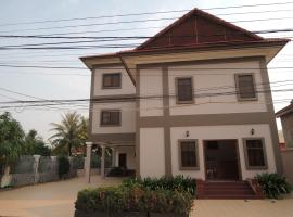 Hotel near Takéo Province