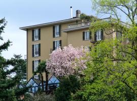 Hotel photo: Hotel Bellevue Bellavista Montagnola
