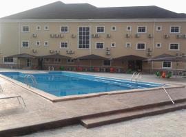 Hotel photo: Habitat Hotel and Resort