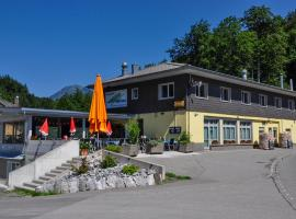 Hotel photo: Hotel Restaurant Waldegg
